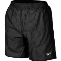 Speedo Solid Leisure 15 Watershort Junior Black