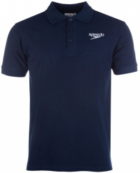 Speedo Polo Shirt Navy