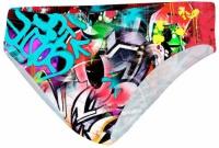 Michael Phelps Laci Man Slip Multicolor