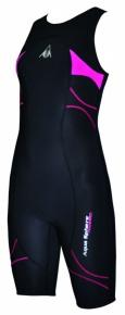 Aqua Sphere Energize Speed Suit Lady Black/Pink