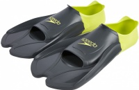 Speedo Training Fin Oxid Grey/Lime Punch