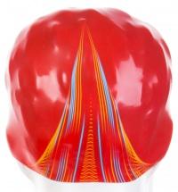 Speedo Fastskin Cap Red/Orange
