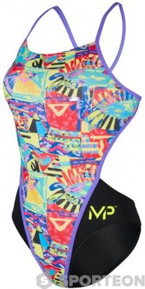 Michael Phelps Riviera Open Back Multicolor/Black
