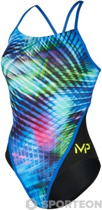 Michael Phelps Florida Racing Back Multicolor/Black