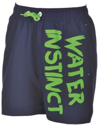 Arena Water Instinkt Boxer Junior Navy/Green