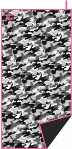 BornToSwim Microfibre Camouflage Towel