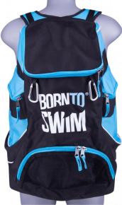 BornToSwim Shark Backpack
