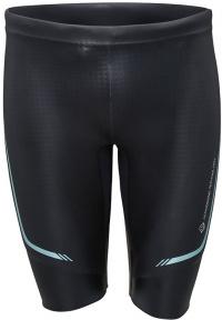 Aqua Sphere Aquaskin Short Unisex Black/Turquoise