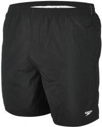 Speedo Solid Leisure 16 Watershort Black