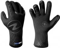 Aqualung Dry Gloves Liquid Seams 3mm Black