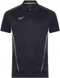 Speedo Dry Polo Shirt Black