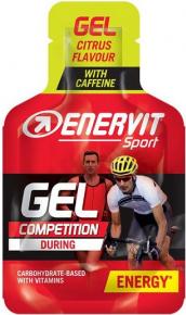 Enervit Gel Citrus with Caffeine 25ml