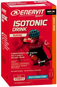 Enervit Isotonic Drink Orange 10x 15g