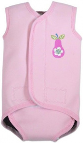Splash About Baby Wrap Pink Pear