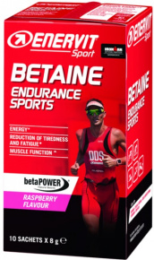 Enervit Betaine Endurance Raspberry 10x 8g