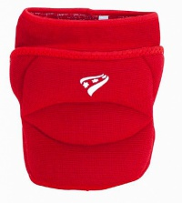 Rucanor Smash Knee Pad Red